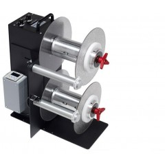 LABELMATE Dual Spindle Unwind / Rewind Stations