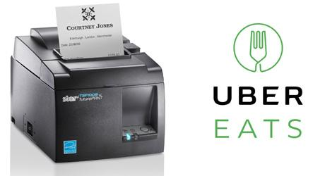 Uber Eats Printer